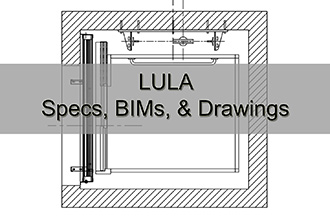 LULA Specs, BIMs, & Drawings